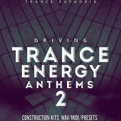 Driving Trance Energy Anthems 2