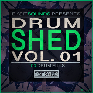 Drum Shed Vol 1
