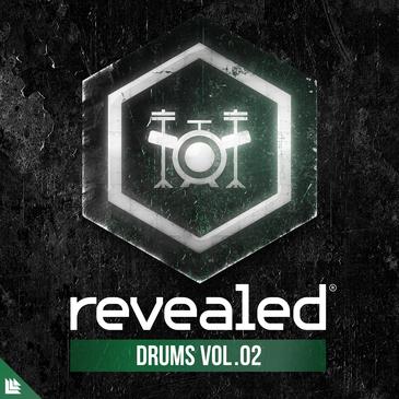 Revealed Drums Vol 2