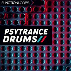 Psytrance Drums