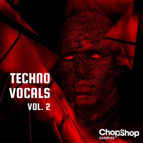 Techno Vocals Vol 2