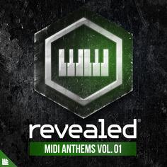 Revealed MIDI Anthems Vol 1