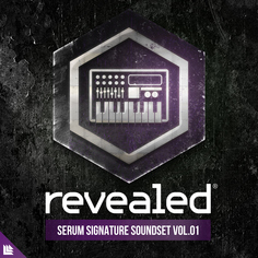 Revealed Serum Signature Soundset Vol 1