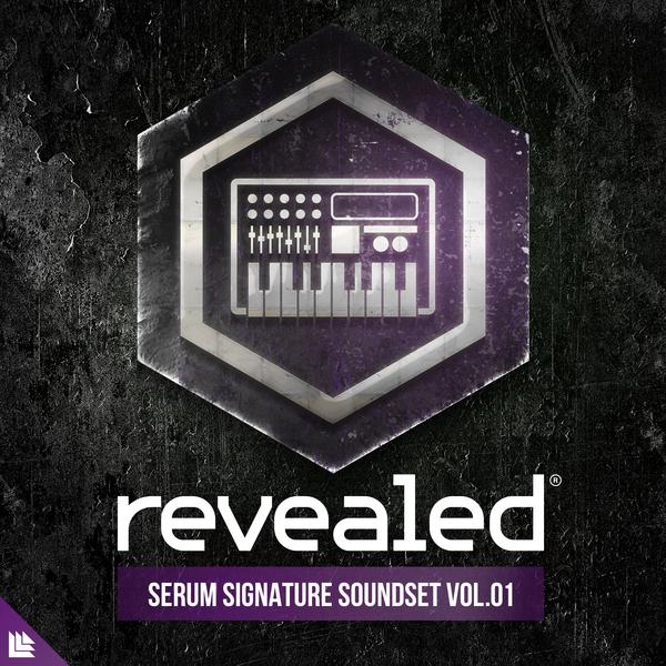 Revealed Serum Signature Soundset Vol 1