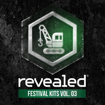 Revealed Festival Kits Vol 3