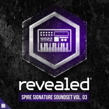 Revealed Spire Signature Soundset Vol 3