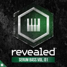 Revealed Serum Bass Vol 1