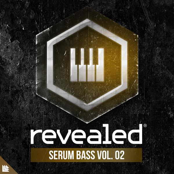 Revealed Serum Bass Vol 2