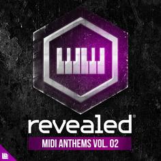 Revealed MIDI Anthems Vol 2