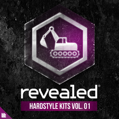 Revealed Hardstyle Kits Vol 1