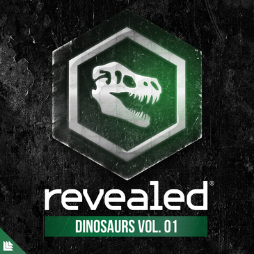 Revealed Dinosaurs Vol 1