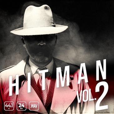 Hitman: Lo-Fi Hip Hop Drums Vol 2