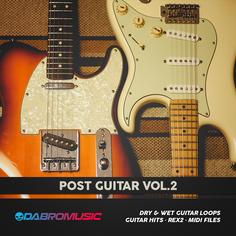 Post Guitar Vol 2