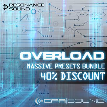 CFA-Sound: Overload Massive Bundle