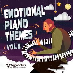 Emotional Piano Themes Vol 8