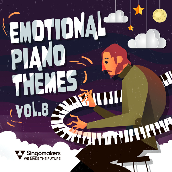 Emotional Piano Themes Vol 8