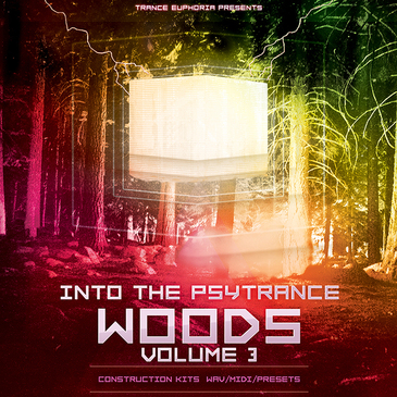 Into The Psytrance Woods 3