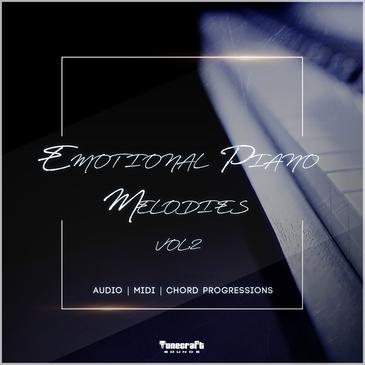 Tunecraft: Emotional Piano Melodies Vol 2