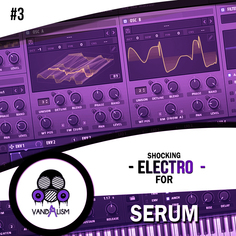 Shocking Electro For Serum 3