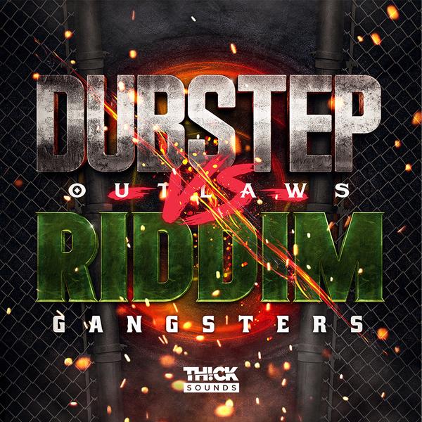 Dubstep Outlaws vs Riddim Gangsters