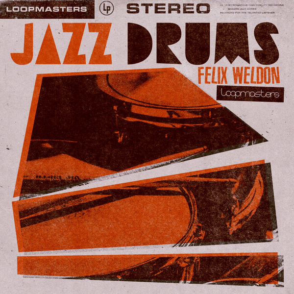 Felix Weldon: Jazz Drums