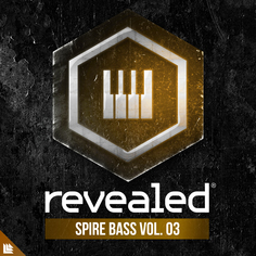 Revealed Spire Bass Vol 3