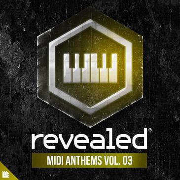 Revealed MIDI Anthems Vol 3