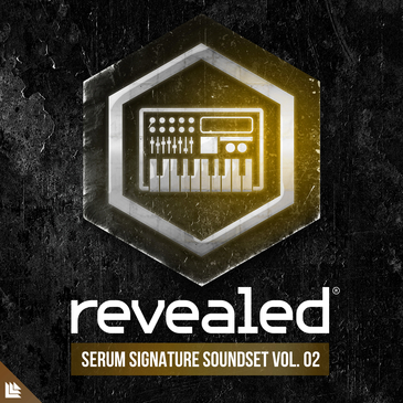 Revealed Serum Signature Soundset Vol 2