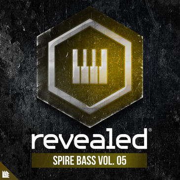 Revealed Spire Bass Vol 5