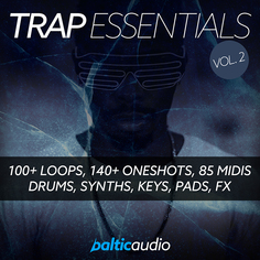 Baltic Audio: Trap Essentials Vol 2