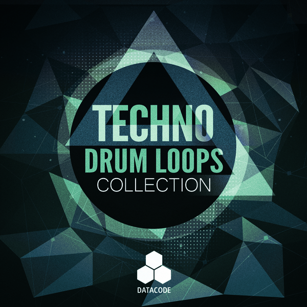 Techno Drum Loops Collection