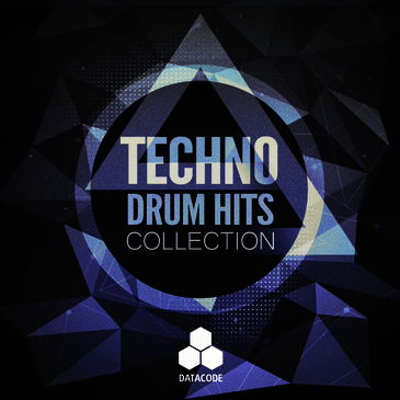Techno Drum Hits Collection