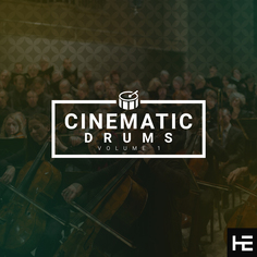 Cinematic Drums Vol 1