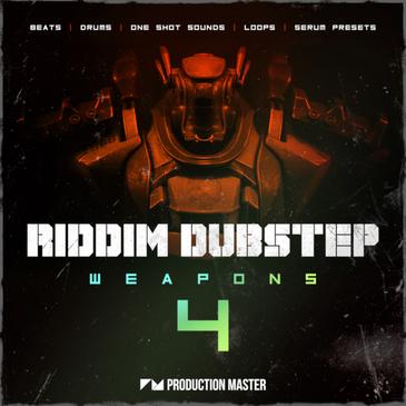 Riddim & Dubstep Weapons 4
