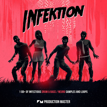 Infektion: Drum & Bass and Neurofunk