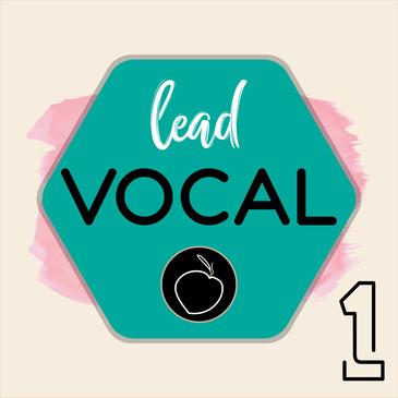 Lead Vocal Vol 1
