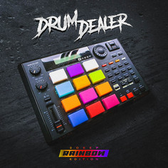 Drum Dealer: Rainbow Edition