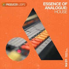 Essence of Analogue Vol 1: House