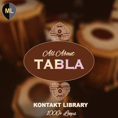 All About Tabla: KONTAKT Library