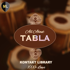 All About Tabla: KONTAKT Library