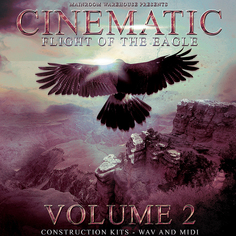 Cinematic Flight Of The Eagle Vol 2