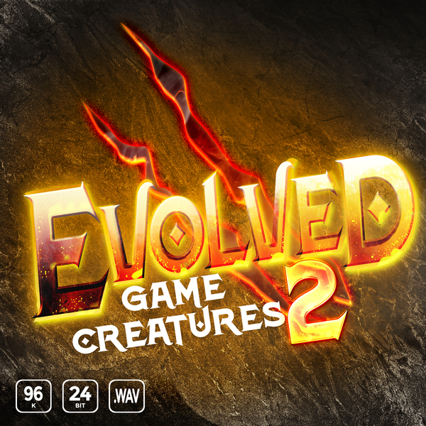 Evolved Game Creatures 2