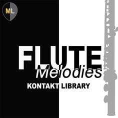 Flute Melodies Kontakt Library
