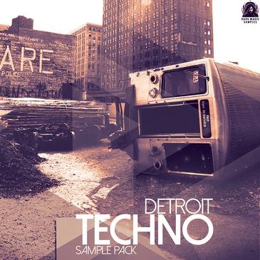 Detroit Techno Sample Pack