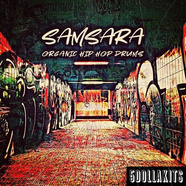 Samsara: Organic Hip Hop Drums