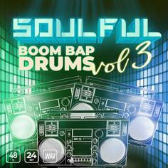 Soulful Boom Bap Drums Vol 3