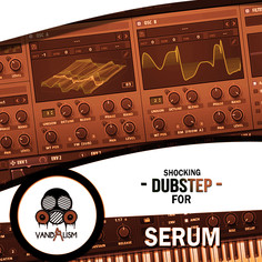 Shocking Dubstep For Serum