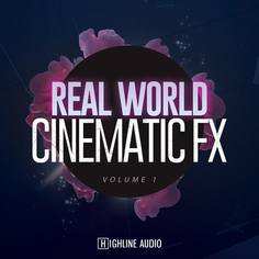 Real World Cinematic FX Vol 1