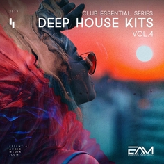 Club Essential Series: Deep House Kits Vol 4