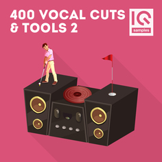 400 Vocal Cuts & Tools Vol 2